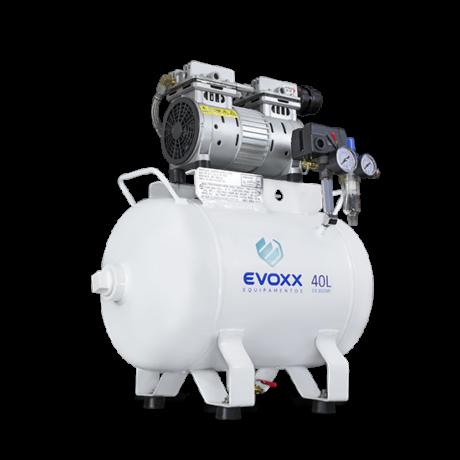 COMPRESSOR 40L 1,14HP – EVOXX